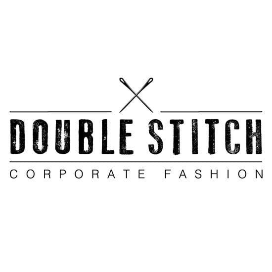 Logo Double Stitch Corporate Fashion